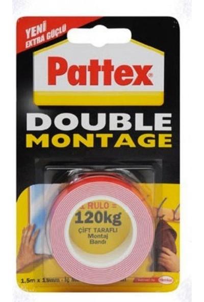 Pattex Çift Taraflı Bant Double Montage 1483609