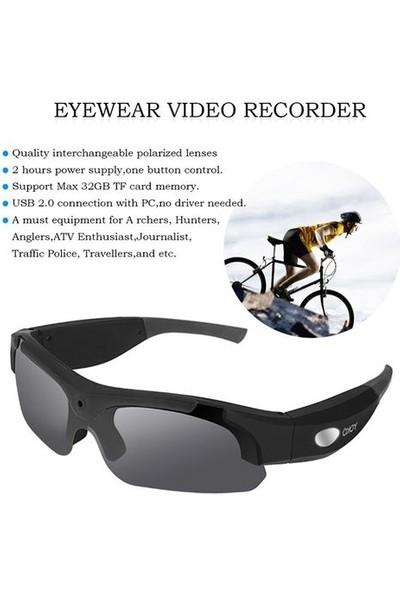 Evkvo HD 1080P Kamera Akıllı Gözlük (Yurt Dışından)