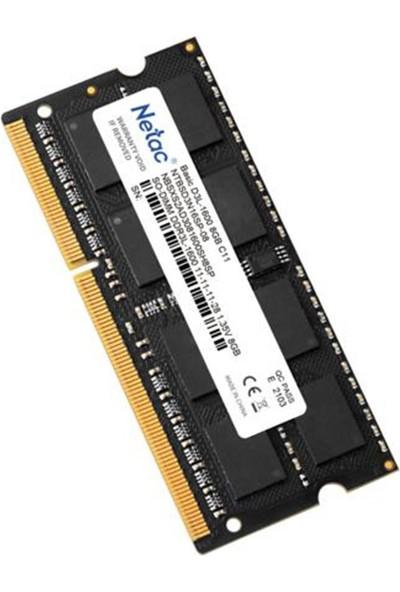 Netac Basic Ntb 8gb 1600MHZ DDR3L NTBSD3N16SP-08
