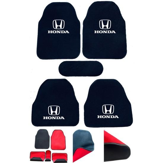 Rs Auto Honda Cıvıc Çift Renk,tek Yön Baskı Halı Paspas