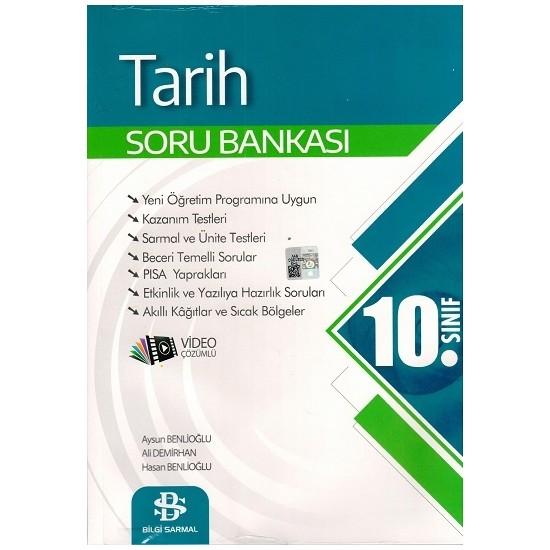 Bilgi Sarmal 10. Sınıf Tarih Soru Bankası - Ali Demirhan