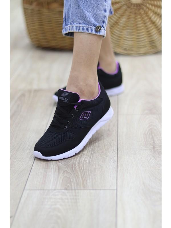 Parley Kadın Yazlik Fileli Spor Ayakkabi