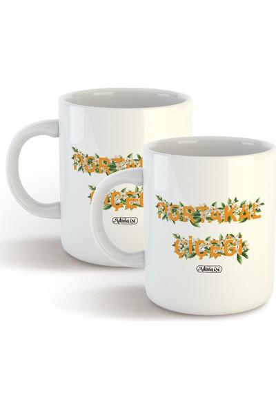 Adana İşi Portakal Çiçeği Kupa