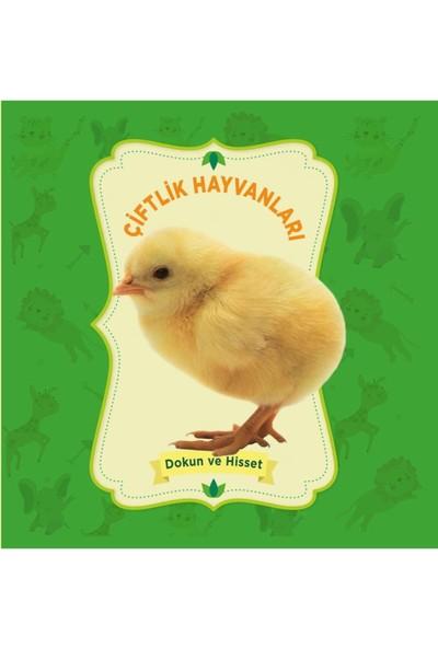 0-6 Yaş Yayınları Çiftlik Hayvanları - Dokun ve Hisset