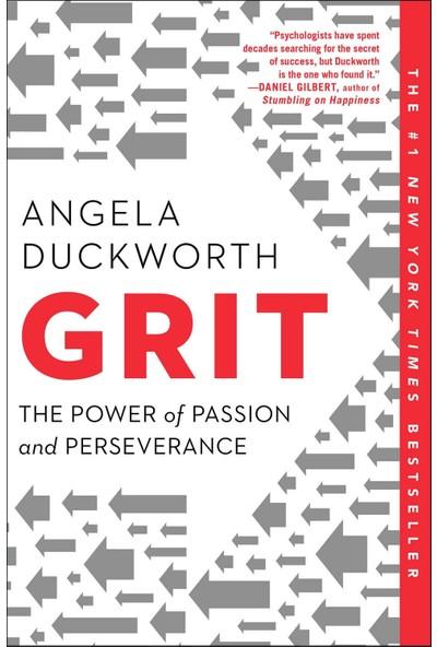 Grit: The Power Of Passion And Perseverance (Yurt Dışından)