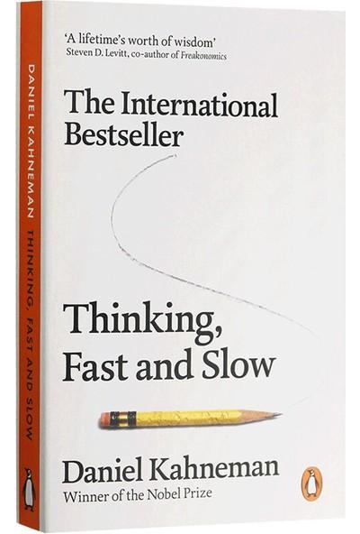 Thinking, Fast And Slow (Yurt Dışından)