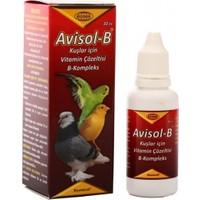 Biyo-Teknik Biyoteknik Avisol B Kuşlar Için Vitamin Çözeltisi B Kompleks 30 cc
