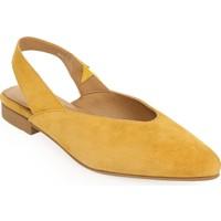Hotiç 01AYH178590A520 Sarı Kadın Ayakkabı