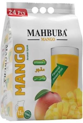 Mahbuba Mango Toz Içecek 24 x 11,2 gr