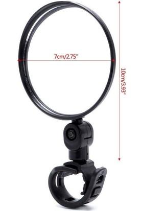 Profisher M365/PRO Elektrikli Scooter Için 1 Adet Ayarlı Gidon Dikiz Aynası
