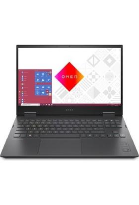 "Hp Omen 434M7EA Amd Ryzen 7 5800H 8gb 512GB SSD RTX3060 15.6"" Freedos Taşınabilir Bilgisayar 15-EN1015NT"