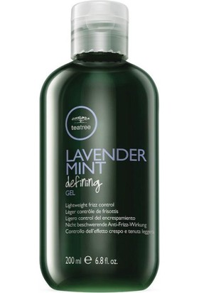 Paul Mitchell Pm Lavender Mint Defining Jel 200ML