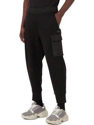 Emporio Armani Rahat Kesim Belden Bağlamalı Jogger Pantolon Erkek Pantolon 3K1P94 1jhsz 0999
