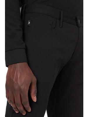 Emporio Armani Slim Fit Cepli Pamuklu J06 Jeans Erkek Pamuklu Pantolon S 8N1J06 1N0LZ 0999