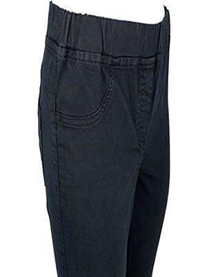 Ragno 3342 Bel Lastıklı On Cepler Kapalı Pantolon