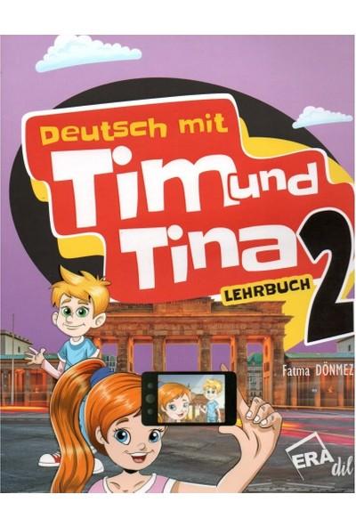 Era Yayınları Tim Und Tina 2 Lehrbuch