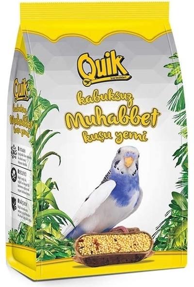 Quik Special Kabuksuz Muhabbet Kuşu Yemi 400 Gram