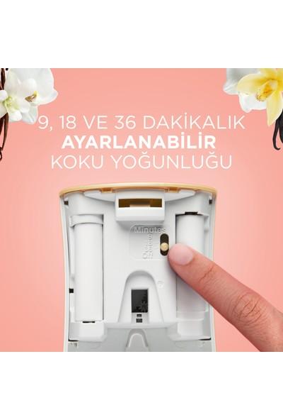 Glade Otomatik Sprey Vanilya Makine + Yedek 269 ml