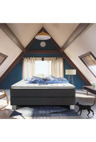 Yatsan Uykucu Elite Pillow Top Yatak 160x200 cm