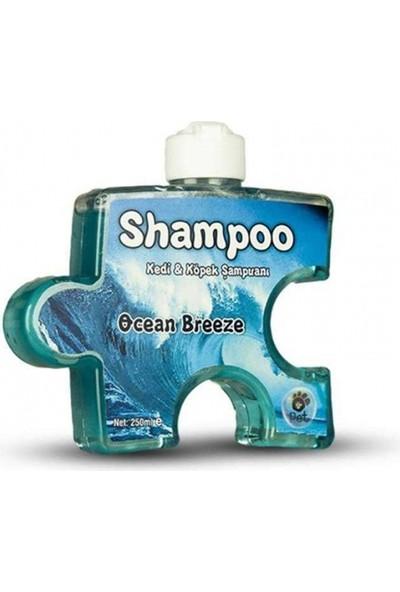 Pet Loves Pet Love Okyanus Ferahlığı Puzzel Kedi ve Köpek Şampuan 250 ml
