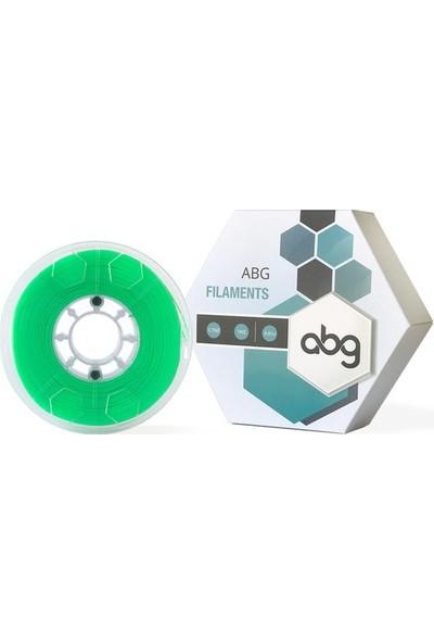 Abg Filament 1.75 mm Neon Yeşil Pla - Abg