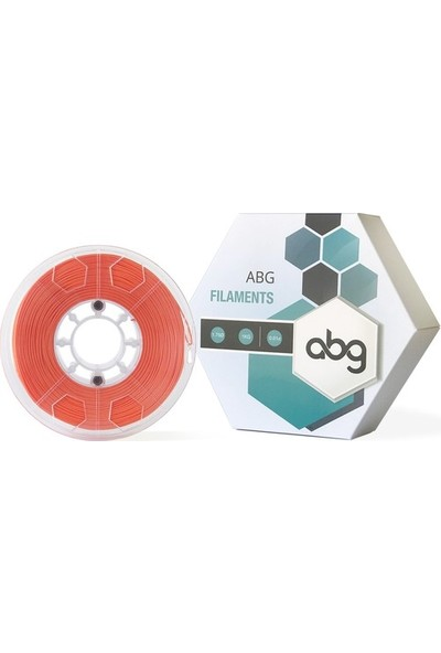 Abg Filament 1.75 mm Turuncu Pla - Abg