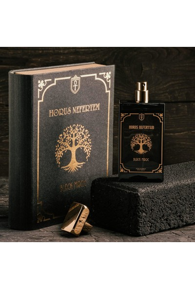 Horus Nefertem Horus Nefertem Erkek Parfüm Black Magic Edp 100 ml