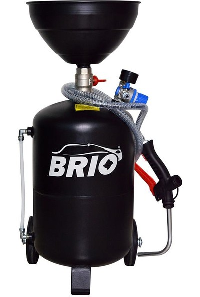 Brio Havalı Ince Yağ Pompası 20 Lt