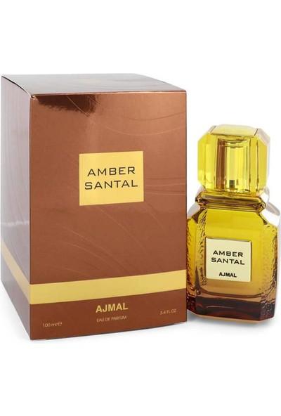 Ajmal Amber Santal Edp 100 ml Unisex Parfüm