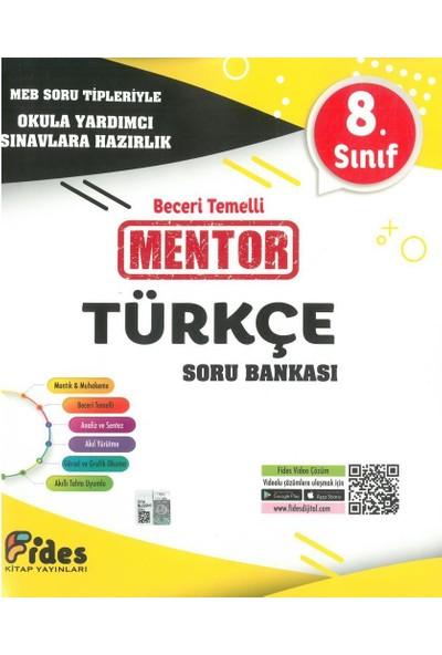 Fides Yayınları 8.Sınıf Türkçe Mentor