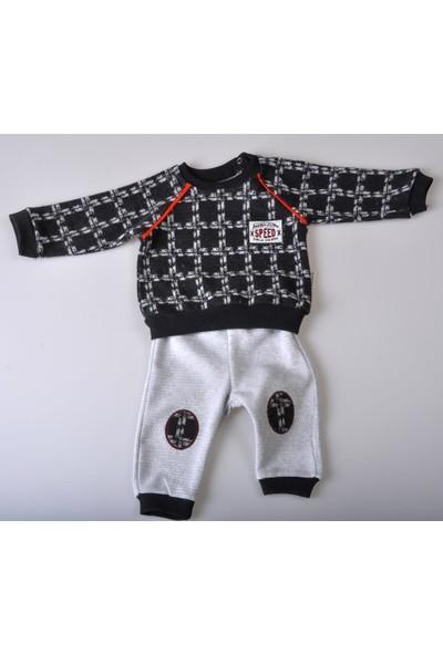 Yeni Sezon Erkek Bebek Speed x 2'li TAKIM-4662