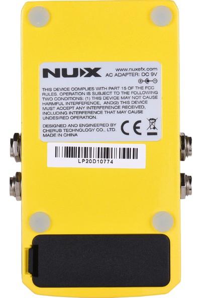 Nux Loop Core Gitar Elektro Efekt Pedal 6 Saat Kayıt (Yurt Dışından)