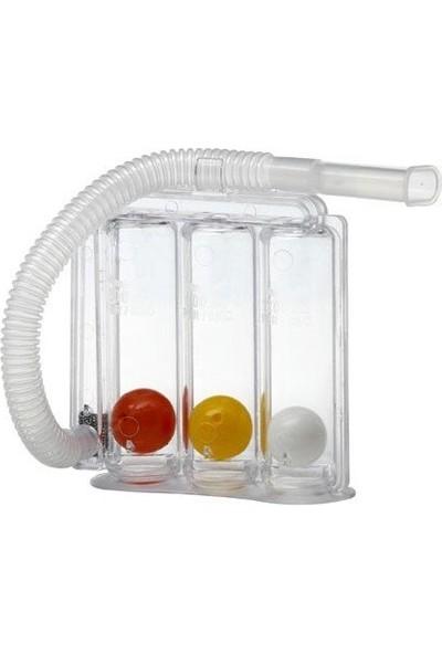 Medical Triflo Solunum Egzersiz Cihazı - 3 Top