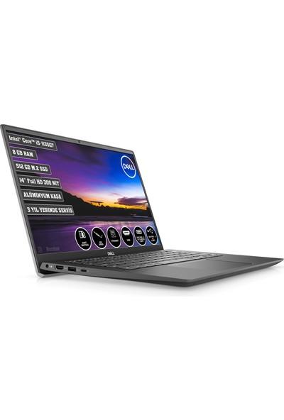 "Dell Vostro 14 5402 Intel Core I5 1135G7 8GB 512GB SSD UBUNTU 14"" FHD Taşınabilir Bilgisayar 3 YIL YERİNDE DELL SERVİS GARANTİSİ"
