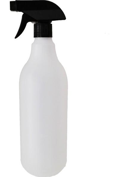 Upcare Sprey Bottle Kimyasala Dayanıklı Boş Sprey Şişe 1lt
