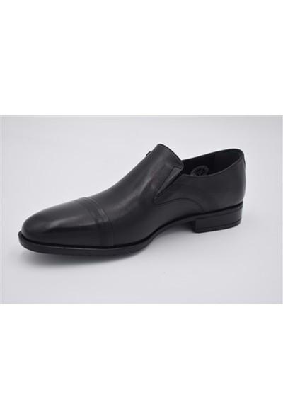 Fosco 7544 Casual Bagcıksız Erkek Ayakkabı - Siyah - 42
