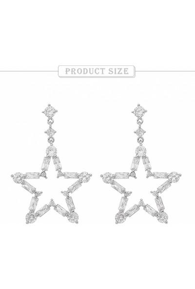 Miniso Yıldız Küpe