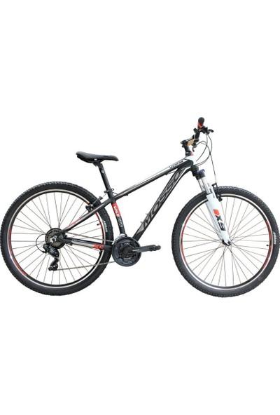 Mosso Wıldfıre M-27-V Erkek Dağ Bisikleti 510H 27,5 Jant 21 Vites Siyah-Beyaz