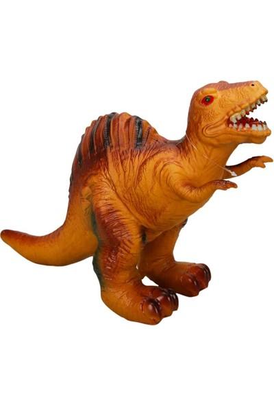Crazoo Sesli Dinozorlar 40 Cm. - Spinosaurus-Sarı