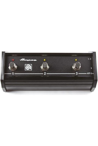 Ampeg Afp3 Footswitch Pedalı