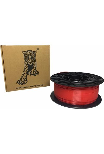Anatolia Materials Pla Plus Filament 1.75 mm 1 kg Kırmızı
