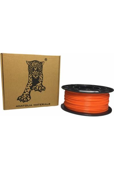 Anatolia Materials Pla Plus Filament 1.75 mm 1kg Turuncu