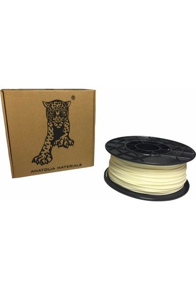 Anatolia Materials Pla Plus Filament 1.75 mm 1kg Krem