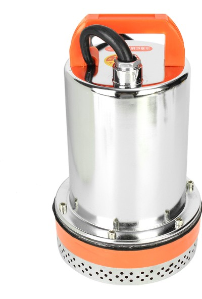 Xyanling 12V Paslanmaz Çelik Dalgıç Su Pompası