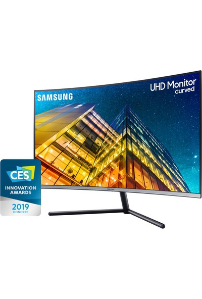 "Samsung LU32R590CWRXUF 31.5"" 60Hz 4ms (HDMI+Display) 4K Ultra HD Curved LED Monitör"