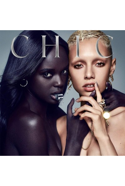 Chic It's About Time Plak