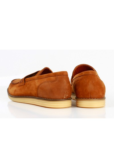 Bruno Shoes 310KA Erkek Gunluk Derı Kauçuk Taban Ayakkabı