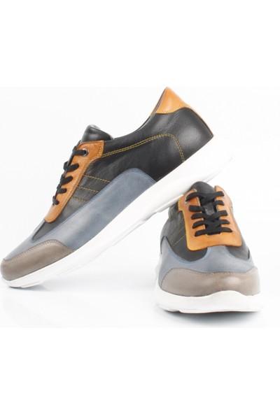 Bruno Shoes 790020E Erkek Gunluk Deri Eva Taban Ayakkabı