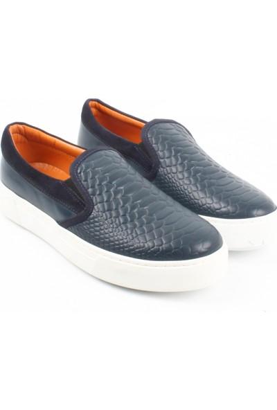 Bruno Shoes 0239E Erkek Gunluk Eva Taban Deri Ayakkabı