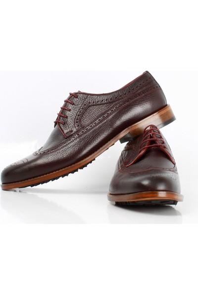 Bruno Shoes 42103KE Erkek Klasık Derı Kösele Enjeksiyon Taban Ayakkabı